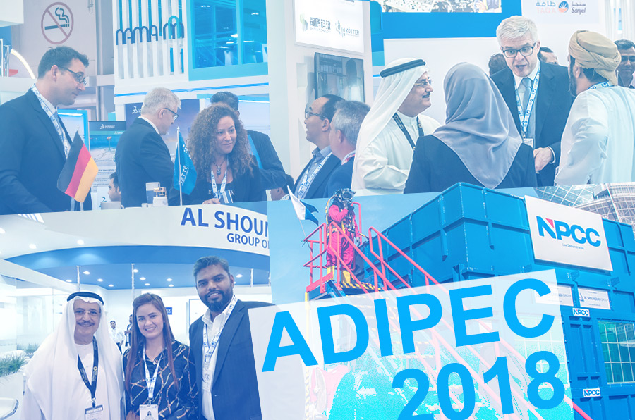 ADIPEC 2018 - Photos