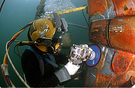 Under Water Vessel Surveys