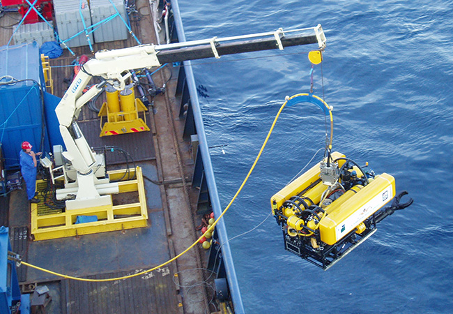 ROV Pipeline Surveys