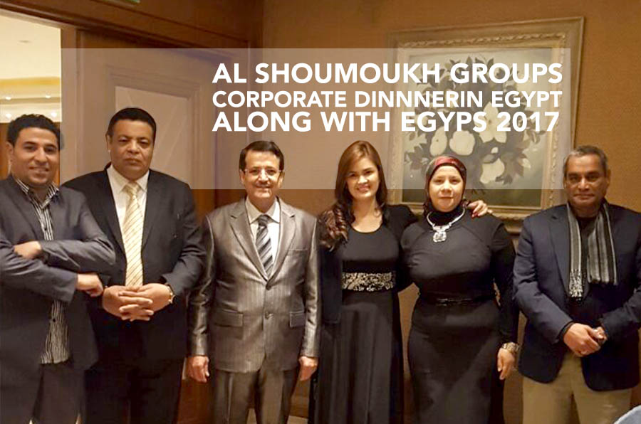 EGYPT PETROLEUM SHOW 2017 - Dinner