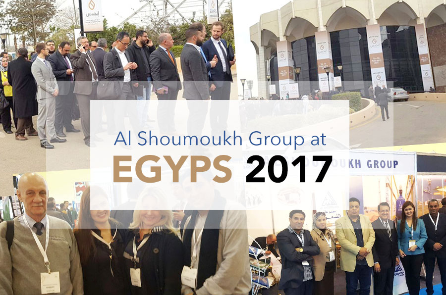 EGYPT PETROLEUM SHOW 2017 - Gallery