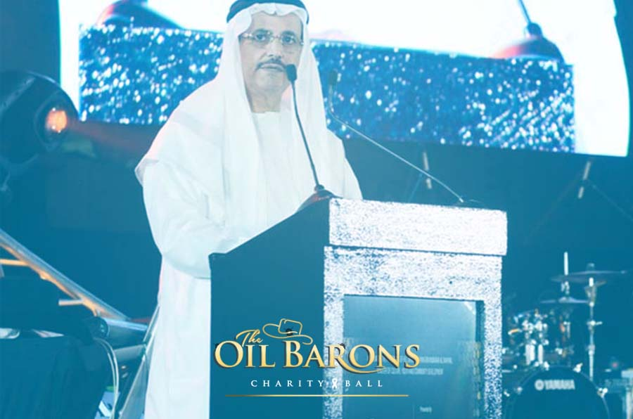 Oil Barons Charity Ball