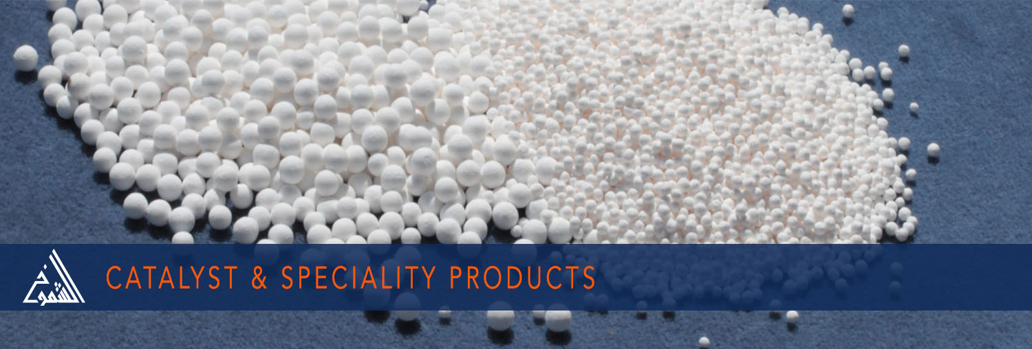 Catalyst & Speciality Products