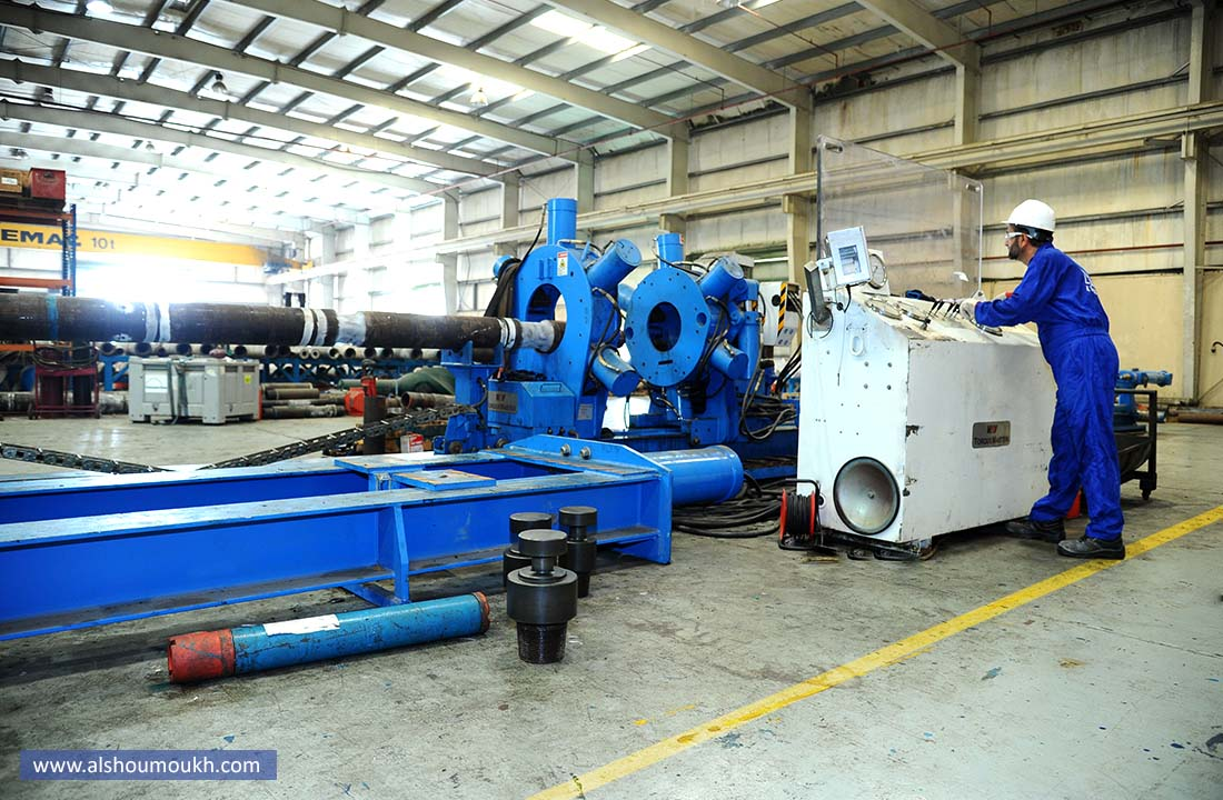 LOCAL MANUFACTURING AND REPAIR OF DRILLING AND PRODUCTION EQUIPMENT